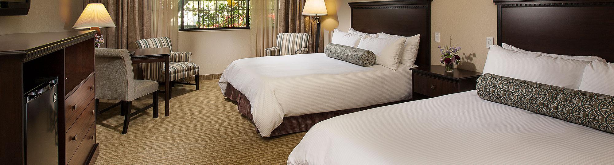 Deluxe Queen Hotel Burbank Coast Anabelle