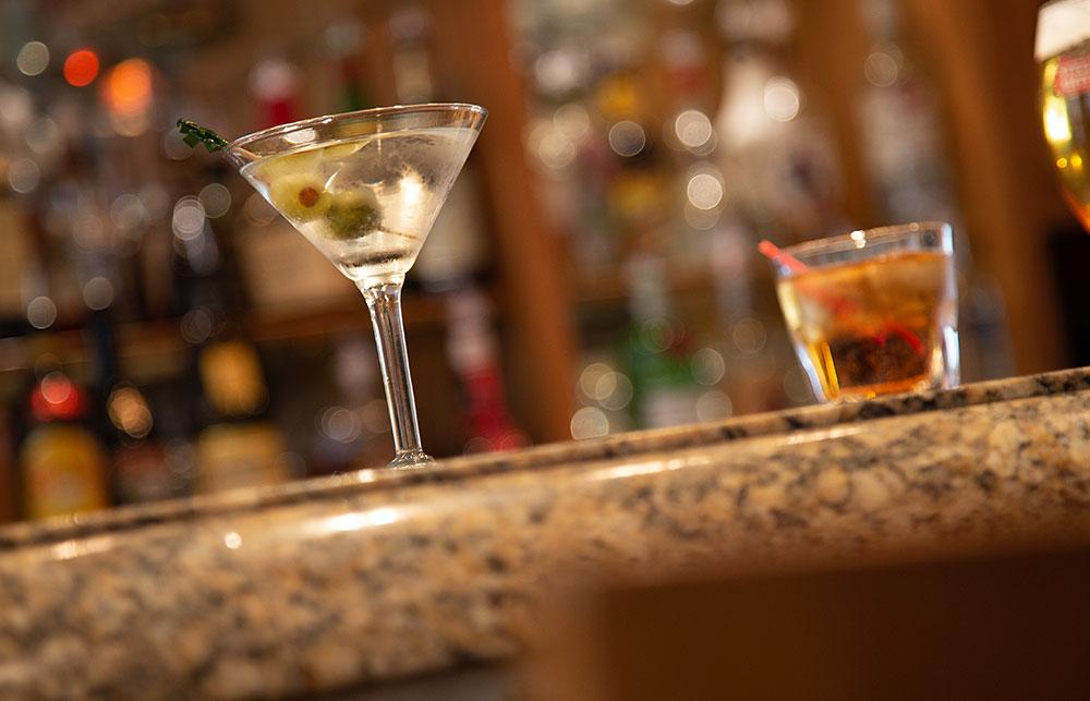 Coast Anabelle Olives Lounge Martini