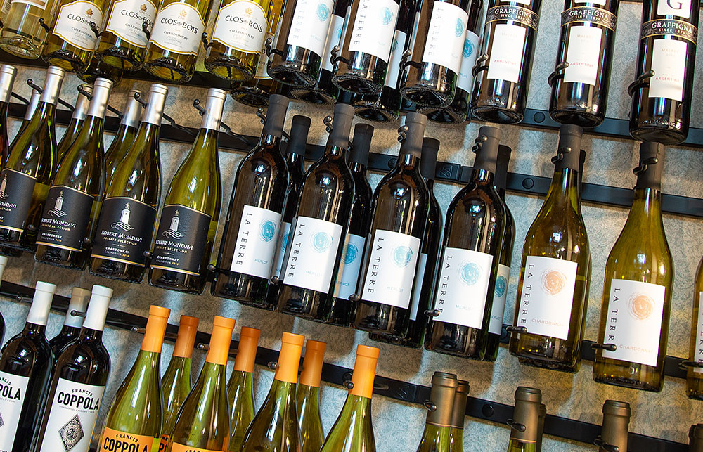 Coast Anabelle Olives Lounge Wine Closet