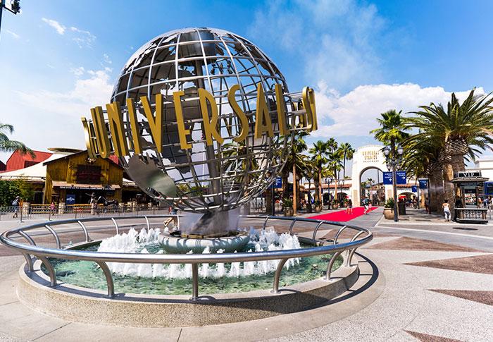 Universal Studios Hollywood Marilyn Packages